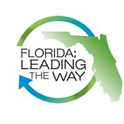 Florida Economic Development Council - Leading the way logo