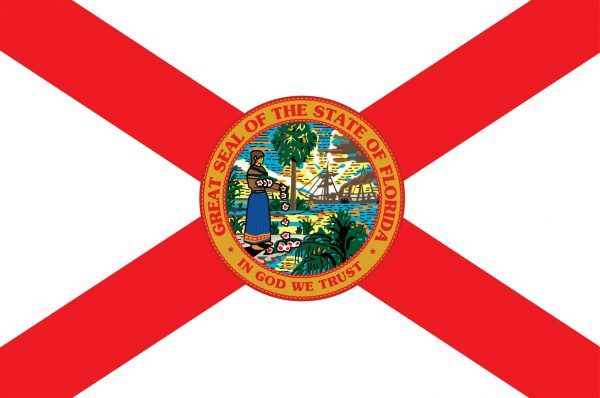 Image of Florida State Flag