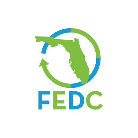 FEDC Leading the way logo
