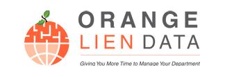 Orange Lien Data Logo